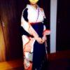 【ご感想】卒業式のために袴の自装のお生徒様