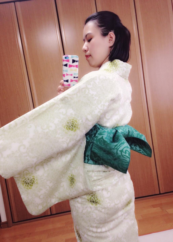 浴衣コーデ