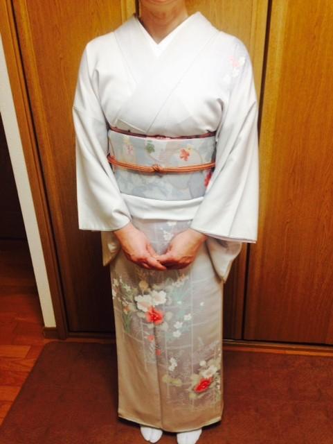 復習がしっかりあるレッスン/大阪の着付け教室きものたまより