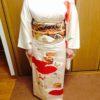 お着物を着て礼装コース最終レッスンへ/大阪の着付け教室きものたまより