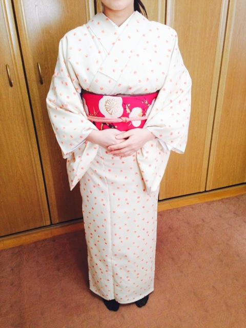 手ぶらで体験レッスン続々と♡/大阪の着付け教室きものたまより
