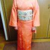 着付における最難関・伊達衿の入る礼装レッスン/大阪の着付け教室きものたまより