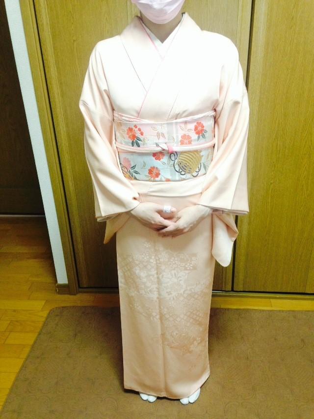秋からのお生徒さん入学式にお子さんの入学式へ/大阪の着付教室きものたまより