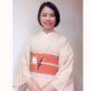 京都に春のお出掛けコーデ/大阪の着付け教室きものたまより