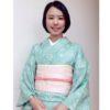 6月で着納めの単衣の着物と帯たち/大阪の着付け教室きものたまより