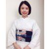 6月で着納めの着物と帯たち②/大阪の着付け教室きものたまより