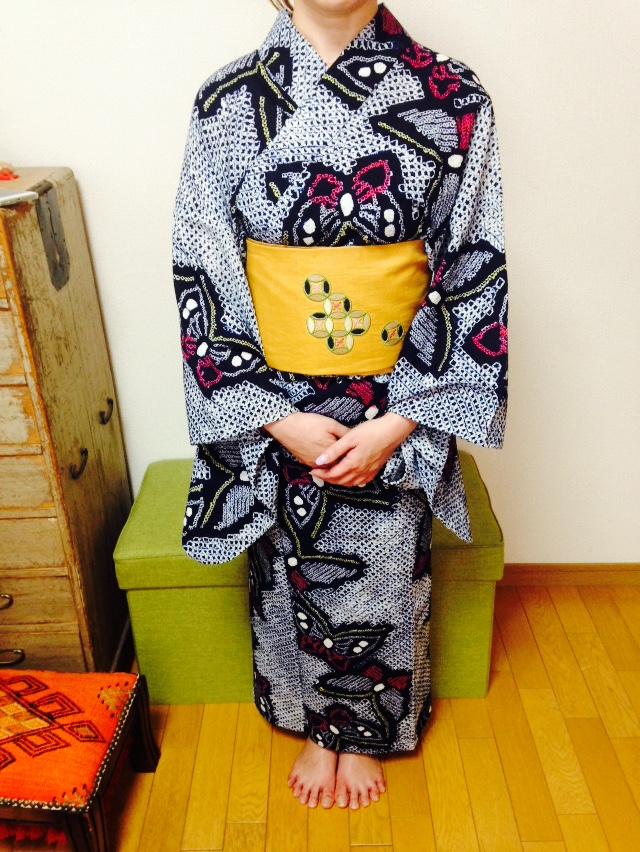 全ての自装レッスンにお申込み・まずは浴衣コースから/大阪京橋のマンツーマン着付け教室きものたまより