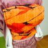 着物からの~帯つき姿/大阪の着付け教室きものたまより