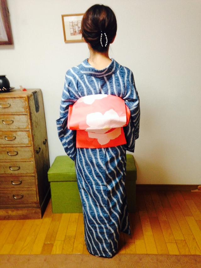 大人気です!不器用さんと練習嫌いさんのための基本コース/大阪の着付け教室きものたまより