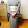後ろ姿が劇的に変わった礼装コース/大阪京橋のマンツーマン着付け教室きものたまより