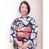 浴衣を大人っぽく着こなすためのアイテム/大阪の着付け教室きものたまより