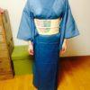 夏着物と浴衣のレッスン/大阪の着付け教室きものたまより