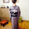 美しい着付けは綺麗の積み重ね/大阪の着付け教室きものたまより