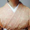 コース3回目で理想の衿元が手に入ります/大阪の着付け教室きものたまより