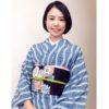 絞り風の小紋に菊尽くしの帯/大阪の着付け教室きものたまより