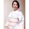 久々の着物は手こずるもの/大阪の着付け教室きものたまより
