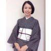 着物で京都にお出掛け・コーデ編/大阪の着付教室きものたまより