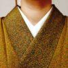 衿合わせがとにかく美しい着姿/大阪の着付け教室きものたまより