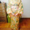 基本コースKさん着物から帯のレッスンまで/大阪の着付け教室きものたまより