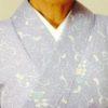 半衿は細目でも太めでも左右対称が美しい/大阪の着付け教室きものたまより