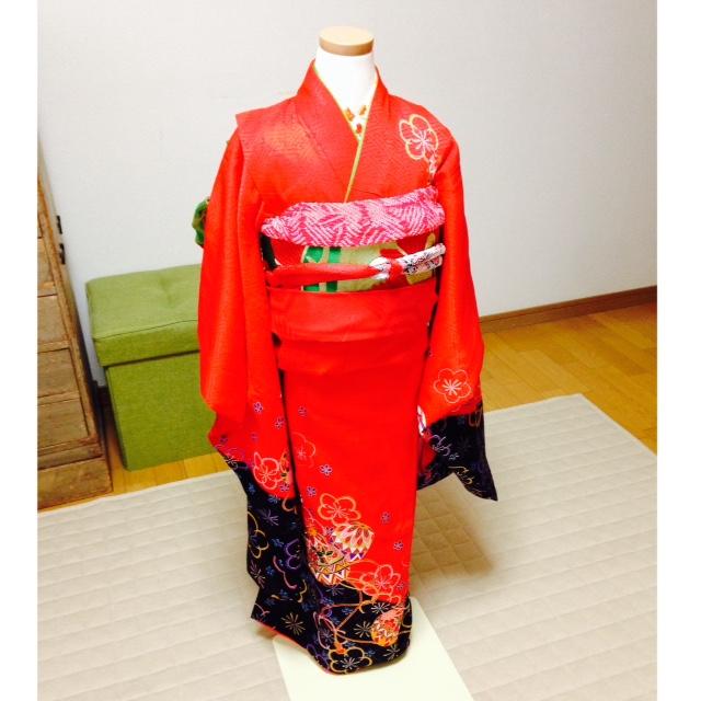 着せ付けコース・女性と男性の袴、七五三【大阪京橋のマンツーマン着付け教室】