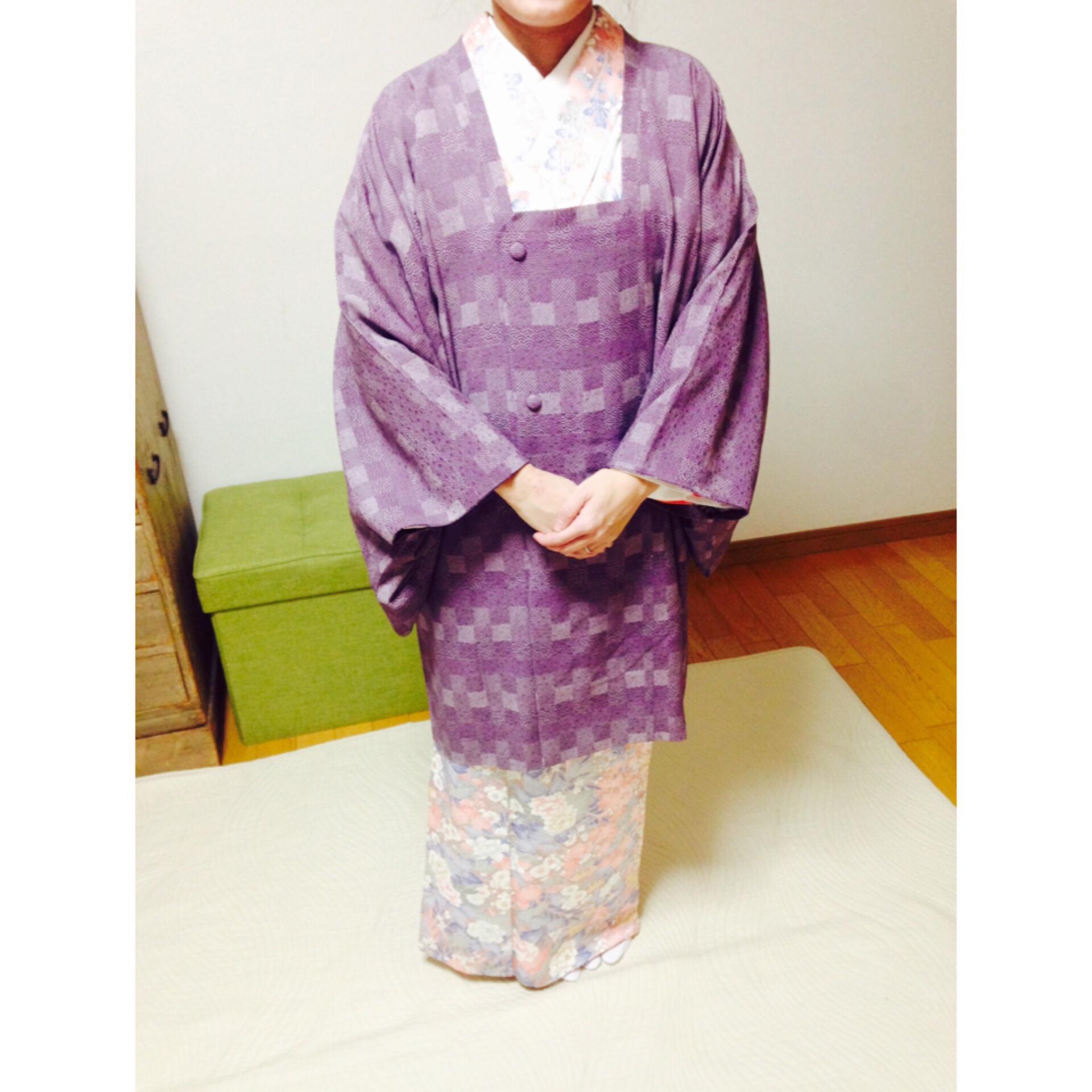 基本コース&礼装4回コース卒業されました!【大阪京橋の着付け教室きものたまより】