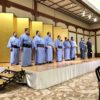 立浪部屋の激励会に参加してきました【大阪京橋の着付け教室きものたまより】