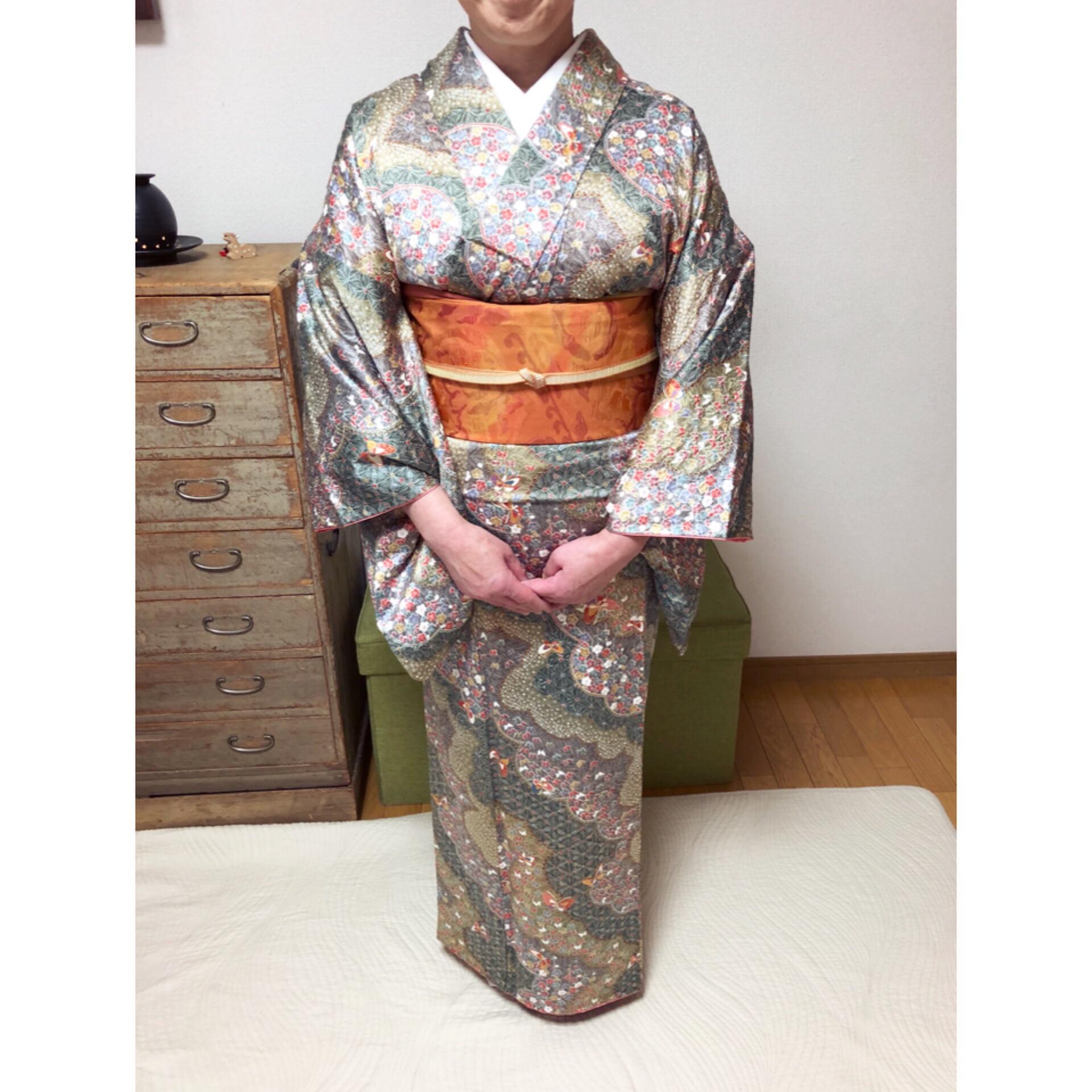 レッスン後はお着物姿でコンサートへ【大阪京橋の着付け教室きものたまより】