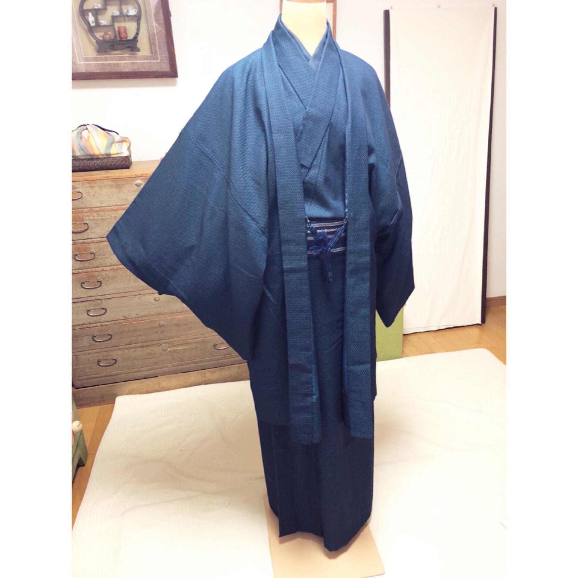 1ヵ月で着付けをマスター・1日2コマ受講のお生徒さんラスト【大阪京橋の着付け教室きものたまより】