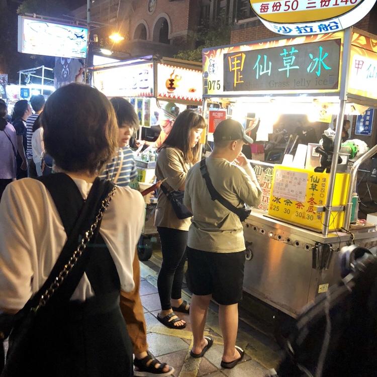 台湾旅行1日目・夜市とガチョウ肉【大阪京橋の着付け教室きものたまより】