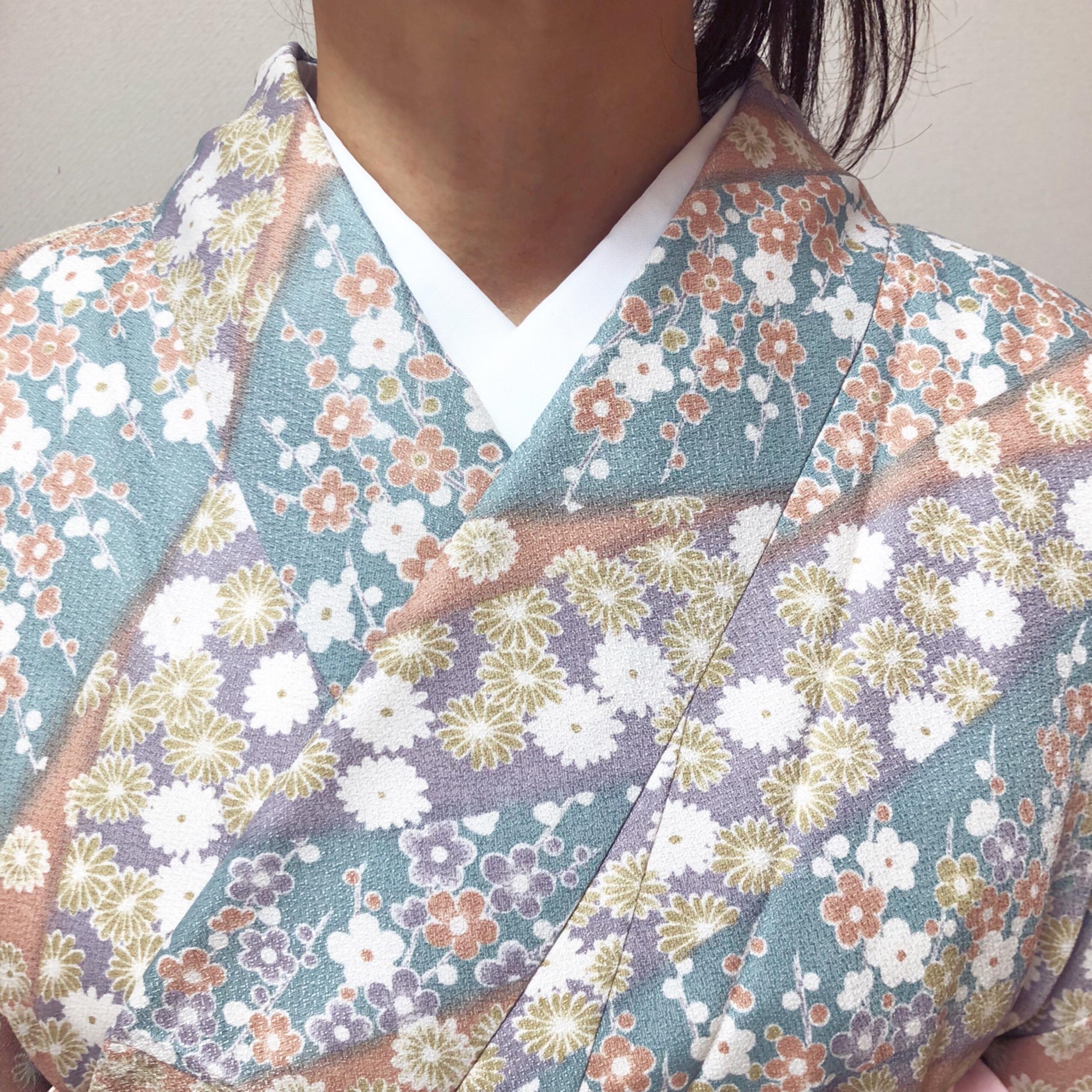 着せ付け単発レッスンからご自分の着付けのレッスンへ【大阪京橋の着付け教室きものたまより】