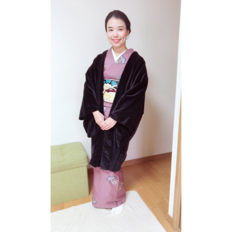 秋から冬にかけての着物の羽織ものについて【大阪京橋の着付け教室きものたまより】