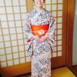 着物が着れた!麻生幸子さん・基本コース4回目/大阪の着付け教室きものたまより