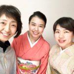 HPリニューアルに向けて写真撮影しました【大阪京橋の個人着付け教室きものたまより】
