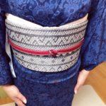 着物スタイルアップのコツ・帯揚げ&帯締め【大阪京橋の個人着付け教室きものたまより】