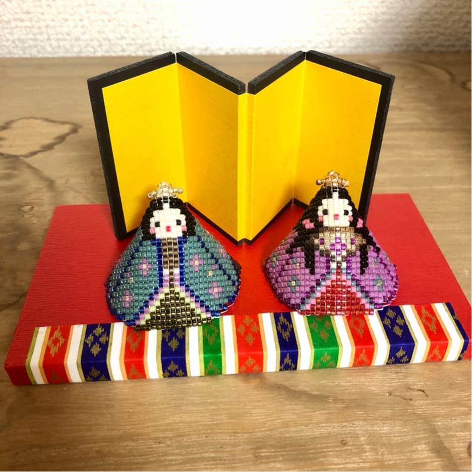 ひな祭りとHP用写真撮影【大阪京橋の個人着付け教室きものたまより】