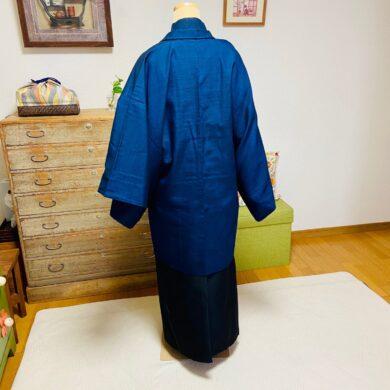 男性着付けと七五三(五歳児・七歳児)の着付け