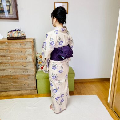 素敵な浴衣&夏帯&単衣コーデ